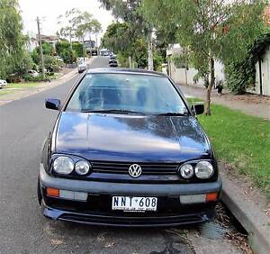 1996 Volkswagen Golf Hatchback Pascoe Vale South Moreland Area Preview