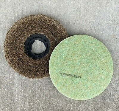 New Karcher Floor Scrubber Brush 18 Replacement Parts 3m 5000 Auto Scrubber