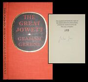 Graham Greene Signed