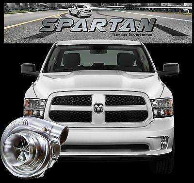 09-14 5/ 6 Speed  Ram 1500 5.7 Hemi COMPLETE Turbo kit | Procharger vortech ripp