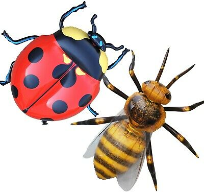 Lady Bug Party (Inflatable Ladybug Honey Bug Insects Party Decoration Education Prop Toy Gift)
