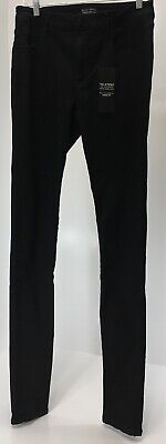 Alloy Apparel Womens Tall Powerstretch London Skinny Jeans Black Sz 14X37 NWT (Alloy Clothing Tall)