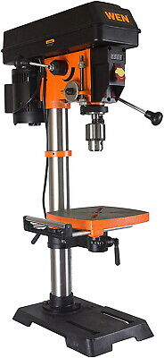Wen 4214 12-inch Variable Speed Drill Press Bench Top Wood Or Metal 3200 Rpms