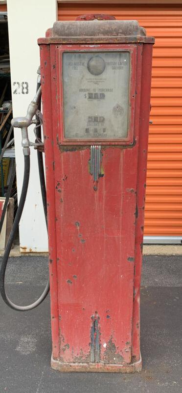 Vintage Art Deco Martin & Schwartz Has Pump 20x15x74