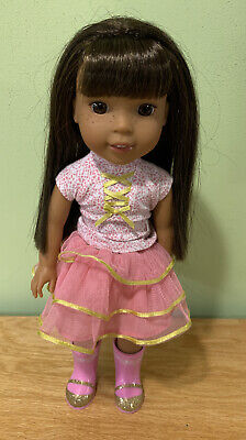 American Girl Wellie Wishers Ashlyn Doll