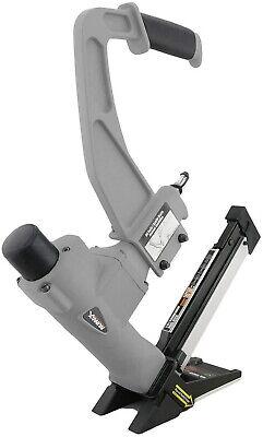 Flooring Stapler Nailer Floor Combo Wood Nail Gun Kit Pneumatic Hardwood 3 In 1