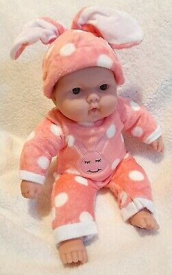 """Berenguer baby girl doll clothes set fits any baby doll 12 to 14 """""""