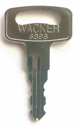 Wacker Roller Equipment Ignition Key 0160431- Rt56-sc Others Trench Roller