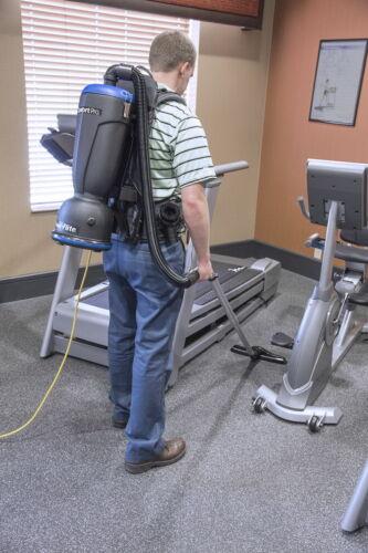 Backpack Vacuum Cleaner Commercial Grade Shop Vac Industrial Carpet Floor Tools