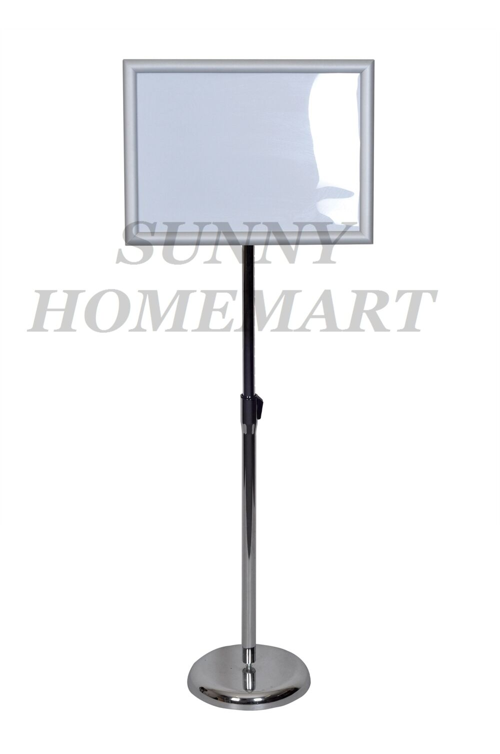Exhibition Stand Height : New a poster stand metal frame pedestal sign holder