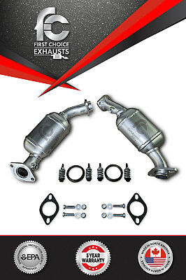Fits 2004 2005 2006 2007 Cadillac CTS Catalytic Converter Set 2.8L & 3.6L 2006 Cadillac Cts Base