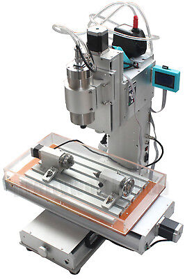 1500w Cnc Router Table 4 Axis Engraving Machine High-pricision Ball Screw Column