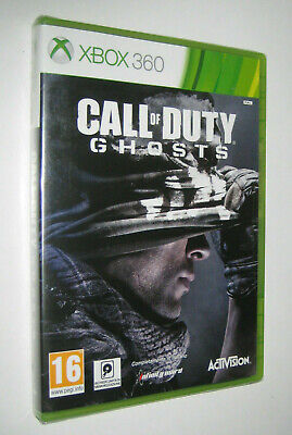 CALL OF DUTY GHOSTS / XBOX 360 / italiano / PAL /...