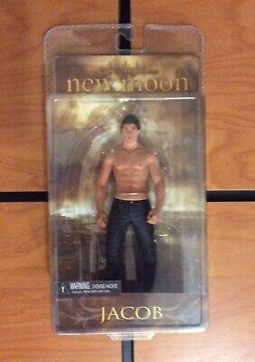 The Twilight Saga New Moon Jacob Figure NIB