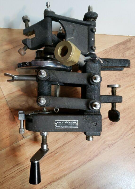 American Optical Model 880 Sliding Microtome
