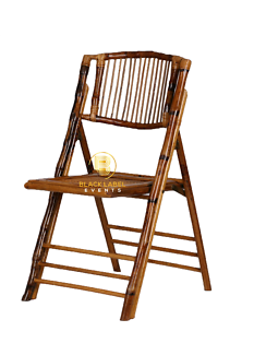 Bamboo chair HIRE Perth
