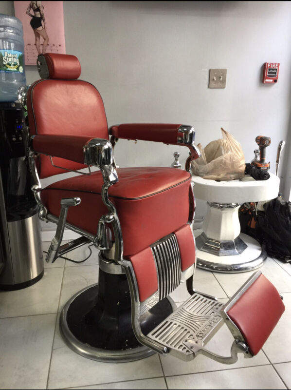 antique barber chairs for sale