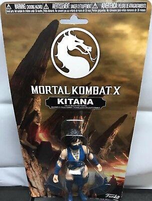 Funko Mortal Kombat X Kitana Action Figure NEW Toys and Collectibles](Kitana Toy)