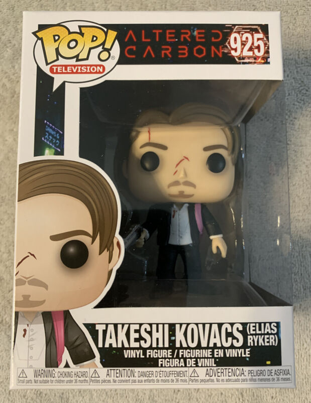 n°925 Funko Takeshi Kovacs Pop! Altered Carbon Elias Ryker