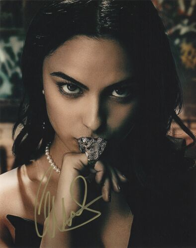Camila Mendes Riverdale Autographed Signed 8x10 Photo COA EF319