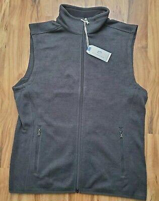 $110 Mens Southern Tide Sweater Fleece Vest Black Size Medium tweedehands  verschepen naar Netherlands