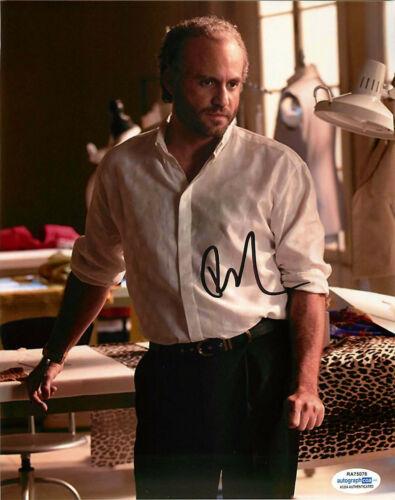 Edgar Ramirez Signed Gianni Versace American Crime Story 8x10 Photo Proof ACOA A