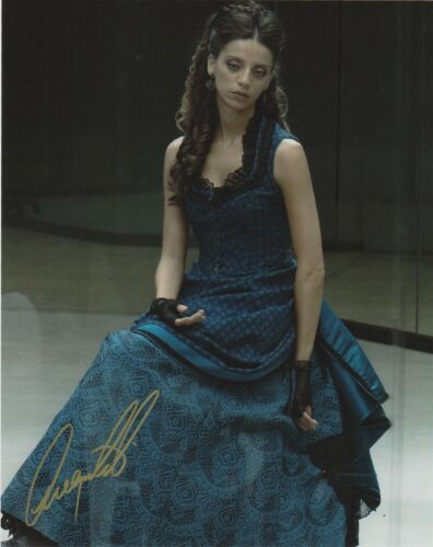 Angela Sarafyan Westworld Autographed Signed 8x10 Photo COA EF230