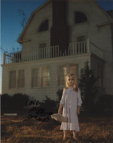 McKenna Grace Autographed Signed 8x10 Photo COA #MR244