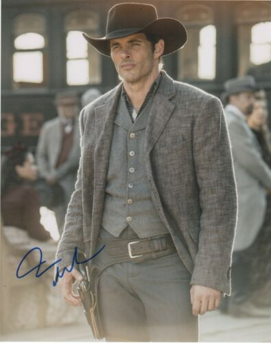 James Marsden Westworld Autographed Signed 8x10 Photo COA D9
