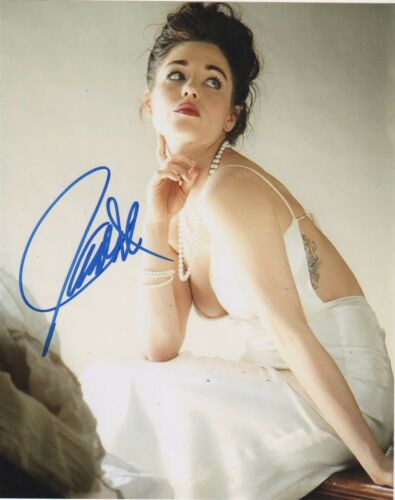 Jade Tailor Magicians Sexy Autographed Signed 8x10 Photo COA CA72
