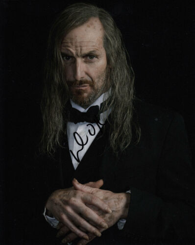 DENIS O'HARE AMERICAN HORROR STORY SIGNED 10X8 PHOTO AFTAL & UACC [14905]