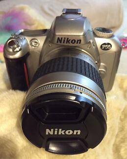Nikon F55 SLR AF Zoom-Nikkor 28~80mm Negotiable