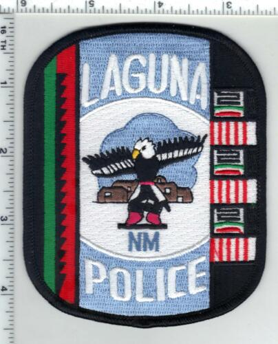 Laguna Police (New Mexico) 3rd Issue Shoulder Patch