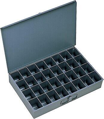 8 Metal 32 Hole Storage Bolt Bin Cabinet Tray Box Nuts Bolts Fasteners Screws