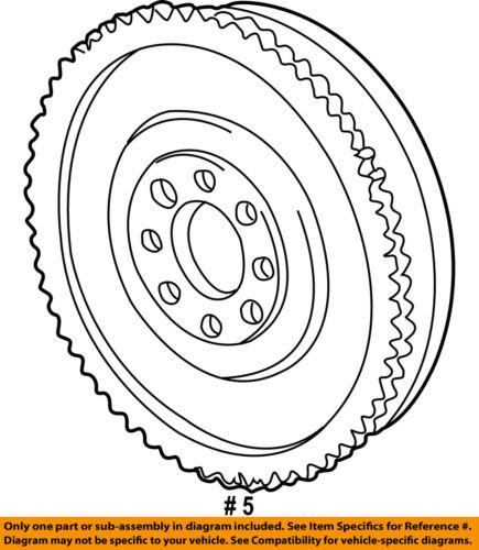 Bmw Oem 93 98 318i Clutch Flywheel 21211223550