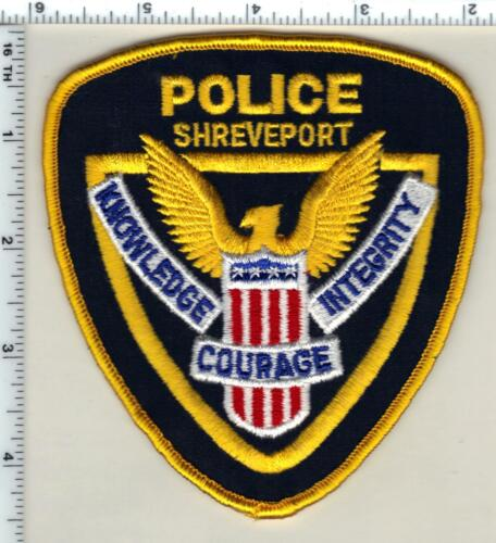 Shreveport Police (Louisiana) Shoulder Patch - new from 1986