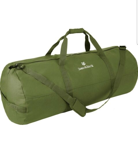 Extra Large Duffle Bag - Green 46
