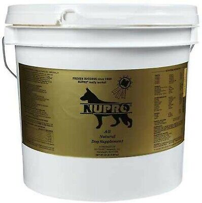 Nupro All Natural Dog Supplement (20 lb