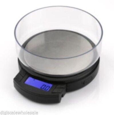 AWS AXIS-650 Digital Pocket Bowl Scale 650g x 0.1g Gram Ounce Troy Dwt