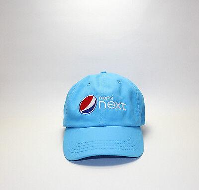 Pepsi Next Embroidered baseball cap