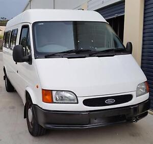 1997 Ford Transit Van/Minivan Bundoora Banyule Area Preview