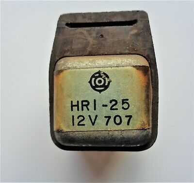 78 77 XS750 XS400 78 XS1100 XS500 RD400 HITACHI 12V 4 PIN RELAY HRI