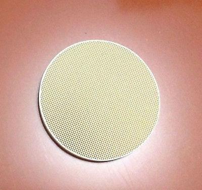 1pcs Soldering Board Ceramic Honeycomb Solder Board Heating Diameter 80mm Gy