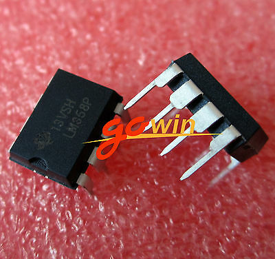 20Pcs LM358P LM358N LM358 DIP-8 OPERATIONAL AMPLIFIERS IC NEW