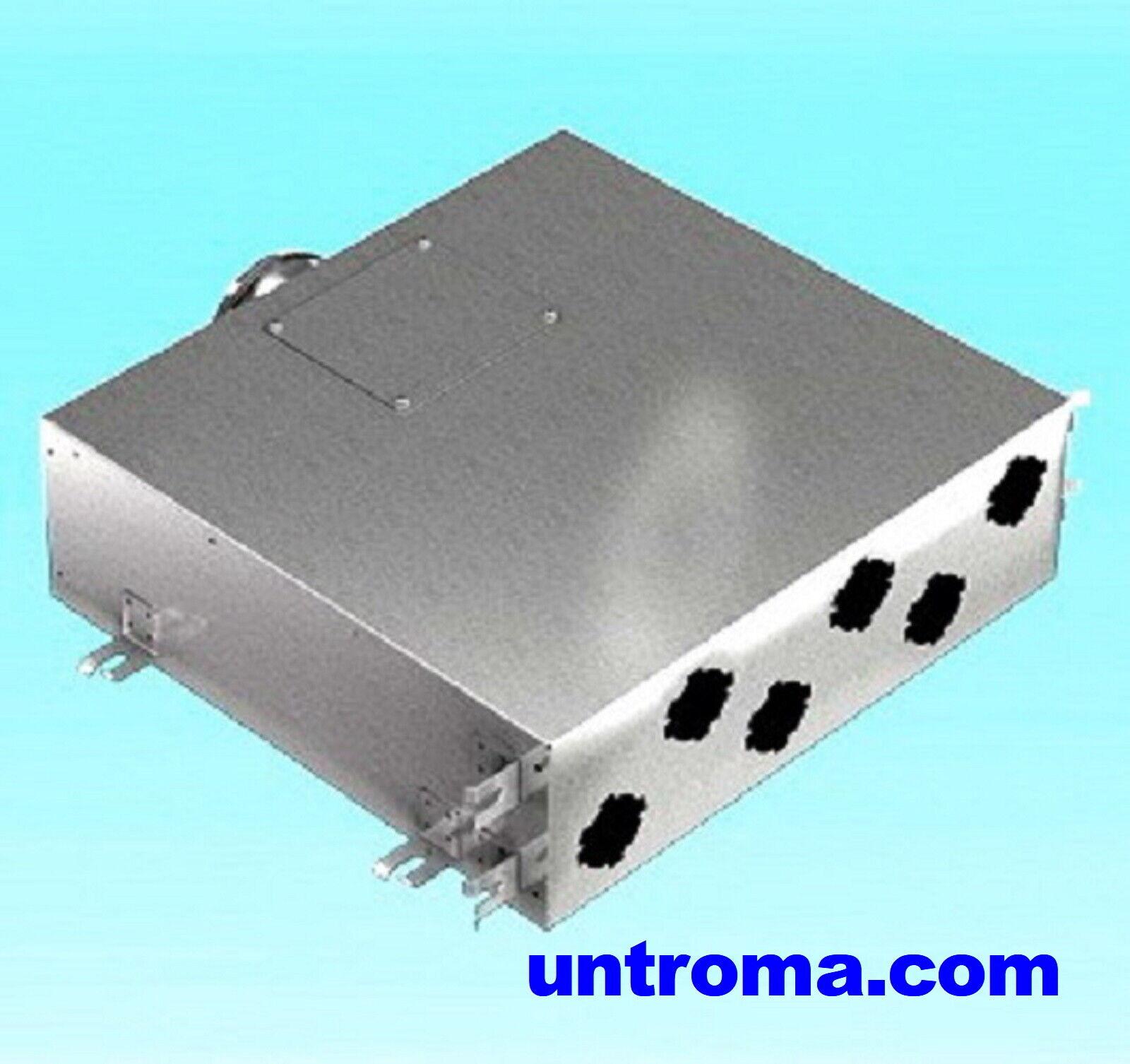 Wärmerückgewinnung 110m³  Lüftungsgeräte Wärmetauscher VUT 100 P Mini Zentral