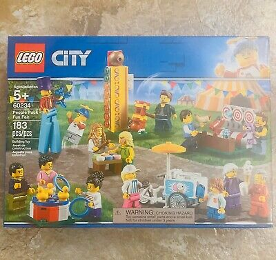 LEGO City: People Pack - Fun Fair (60234)