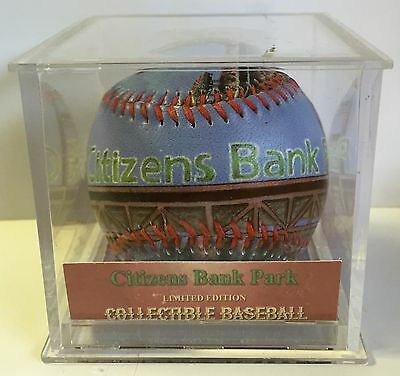 Citizens Bank Park Limited Edition Collectible Baseball Unforgettaball