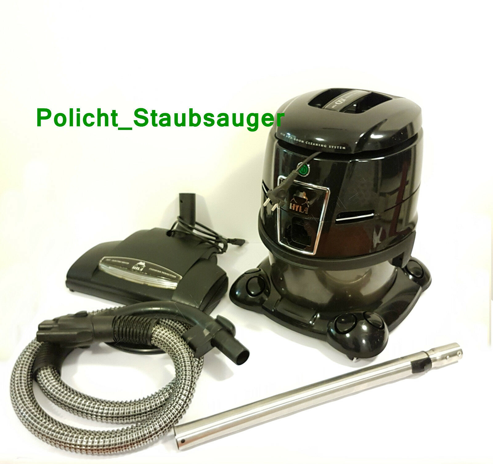 HYLA GST AIR AND FACILITY CLEANING SYSTEM WATER VACUUM  ~ Staubsauger Hyla