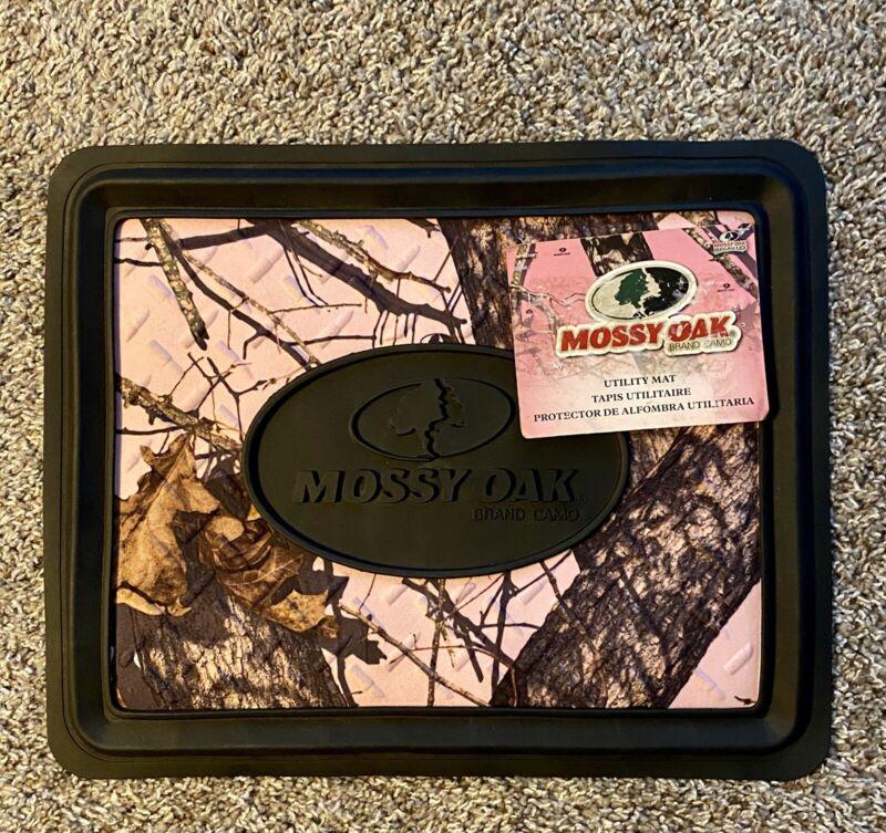 Mossy Oak Utility Floor/Utility Mats Pink Camo ~NEW