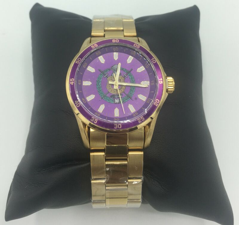 Omega Psi Phi  - Watch